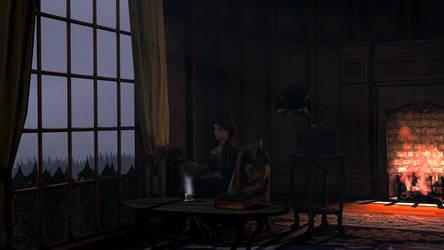 [SFM] Elizabeth at the window