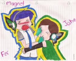 FerXJake-Magnet by memoxD