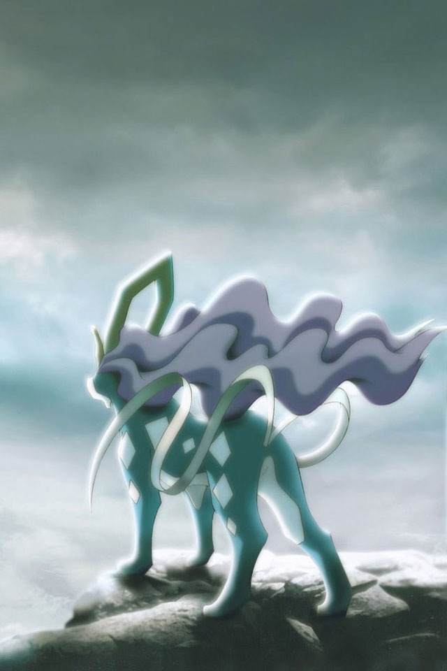 Suicune :3 by ShinyEevee07