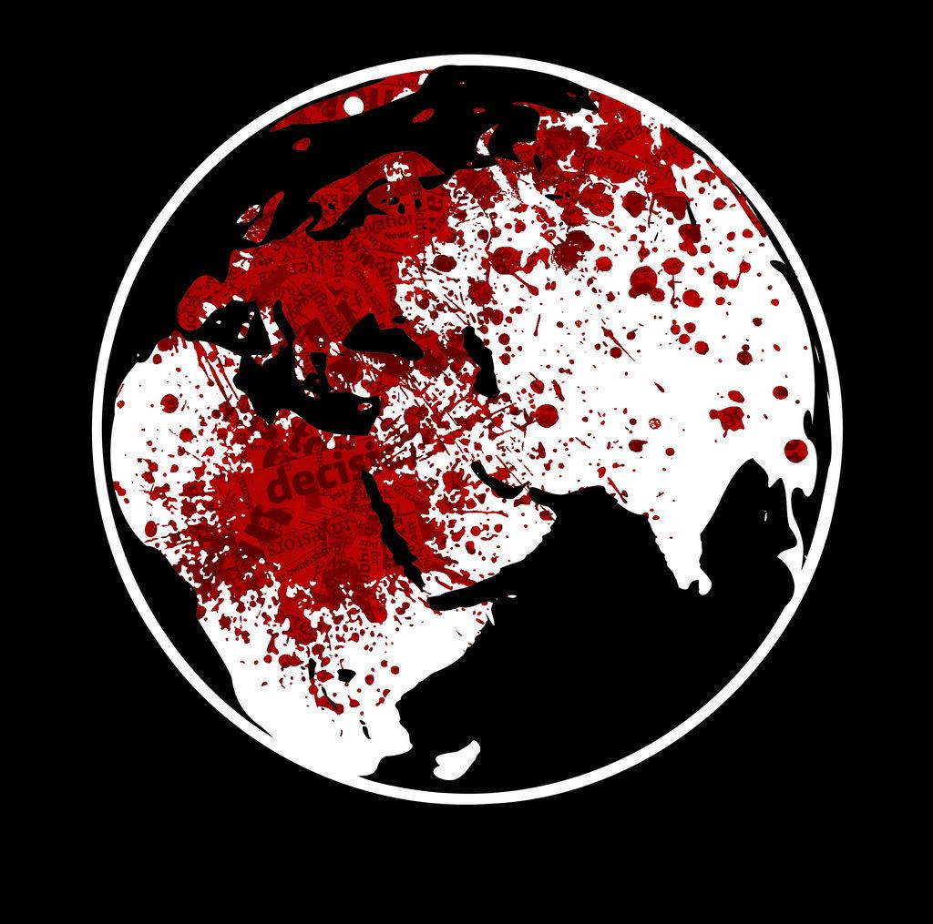 Bleeding earth by Aleythus on DeviantArt
