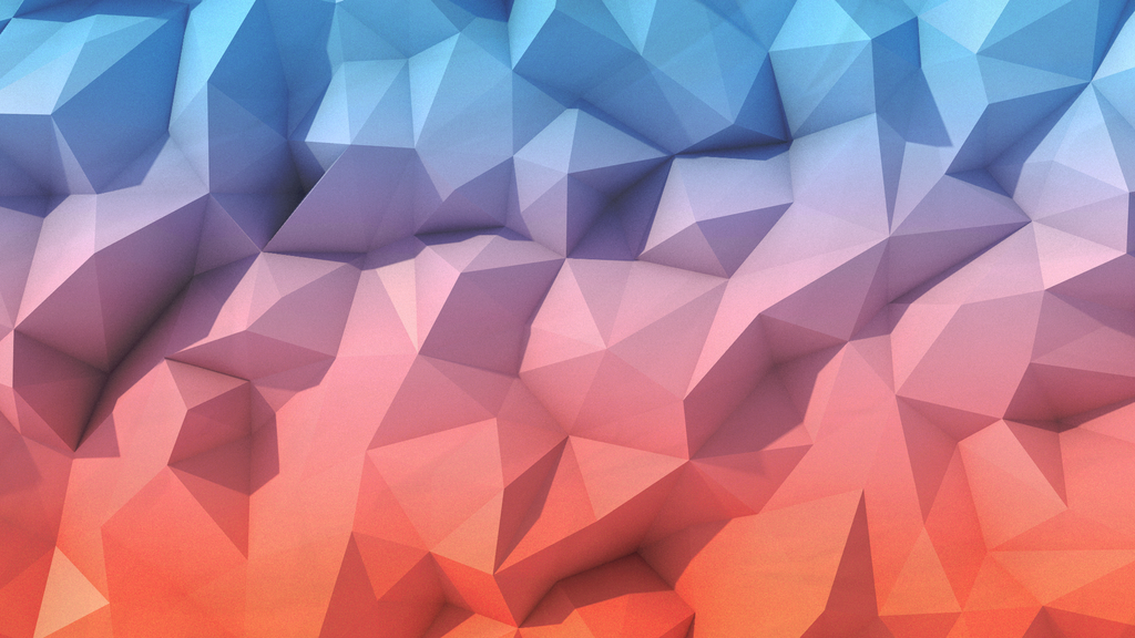 Low Poly Background By Aleythus