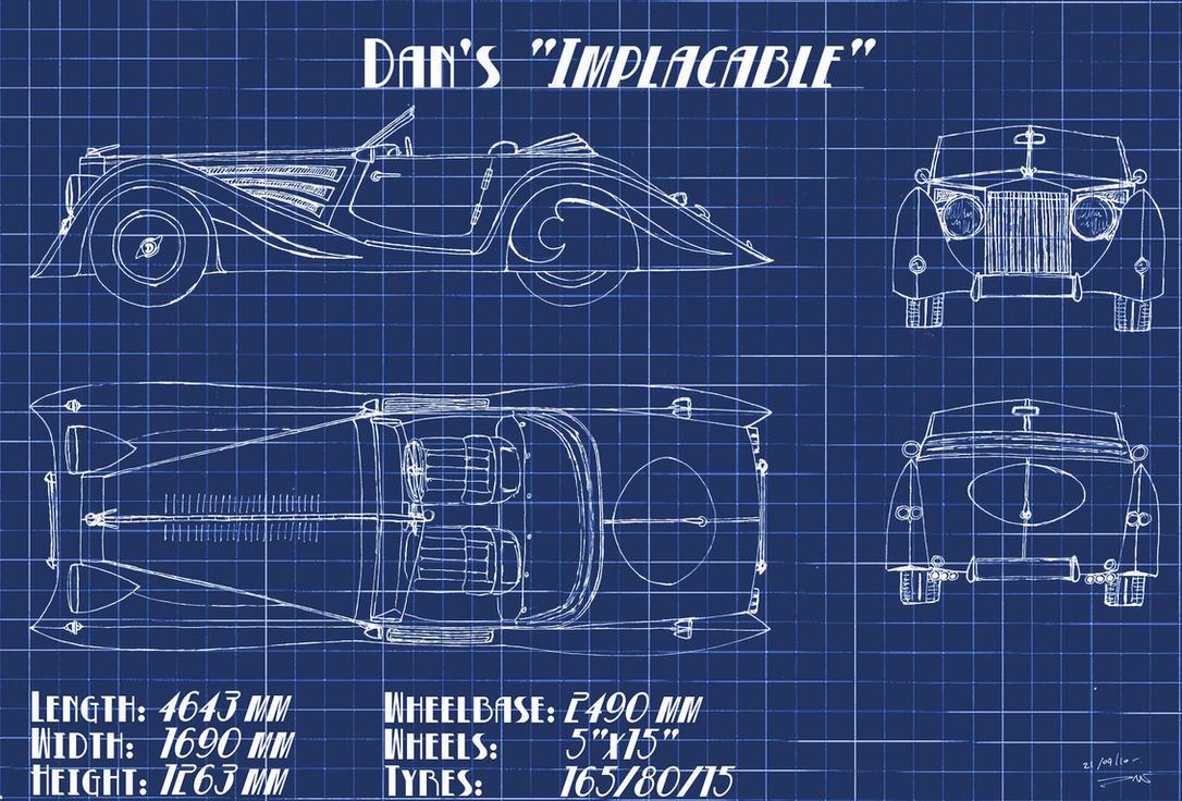 1021 1 Implacable Blueprints By Twistedmethoddan On
