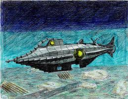 1113 - 27-01 - Nautilus by TwistedMethodDan