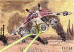 22-02-11 - Republic Gunship