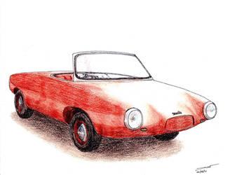 1127 - 02-03 - 1964 Zeta Sport by TwistedMethodDan