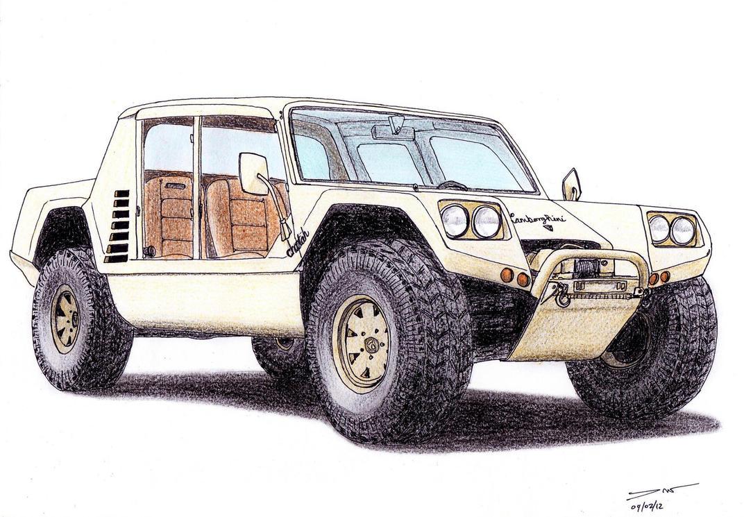 1216 09 02 1977 Lamborghini Cheetah By