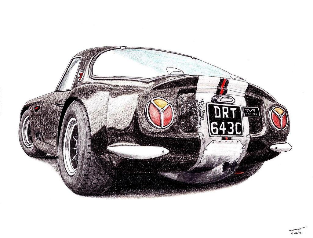 1241 03 12 tvr griffith 400 racer by twistedmethoddan on deviantart. Black Bedroom Furniture Sets. Home Design Ideas