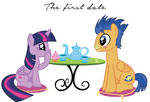 Twilight and Flash Sentry First Date