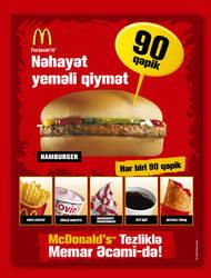 McDonald's-Endirim