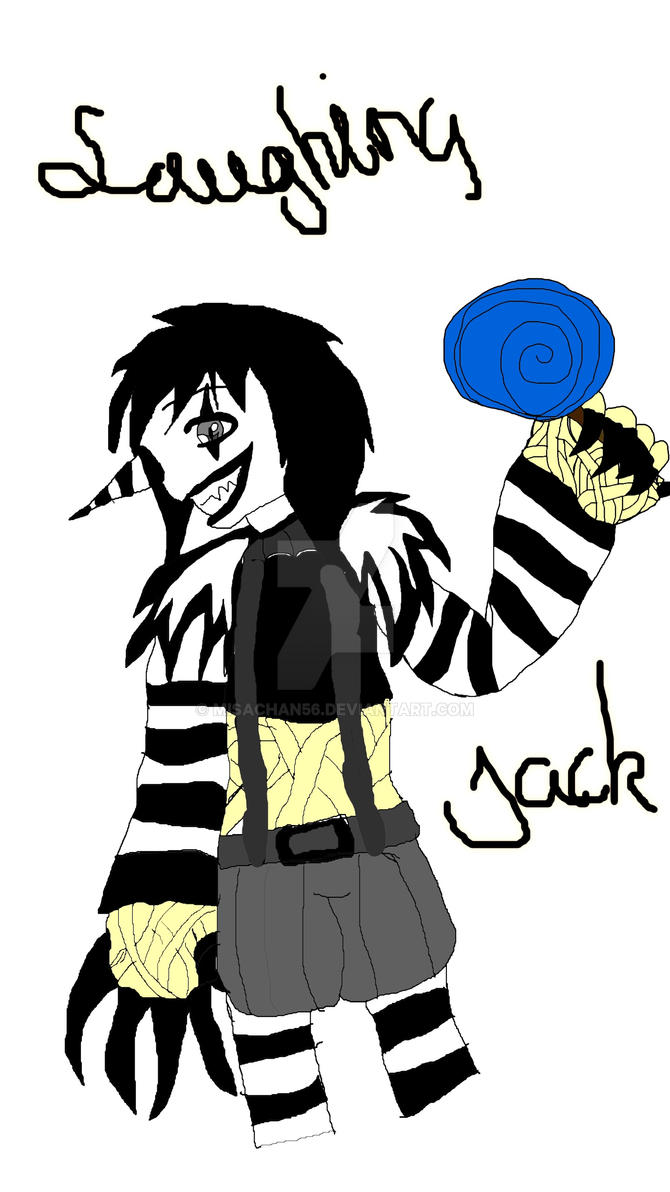 Laughing Jack by Misachan56