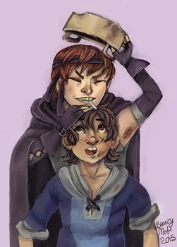 gaius and donnel fire emblem awakening