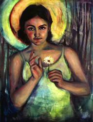 Her Light by amberfishy