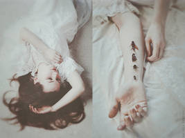 Insomnia's insects by NataliaDrepina