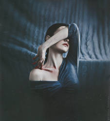 Anatomy of Blue Sorrow by NataliaDrepina
