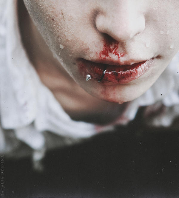 Blood by NataliaDrepina