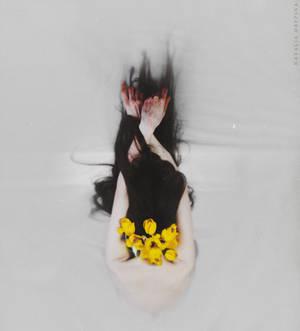 Somnolent Still Life: Floral Nightmare