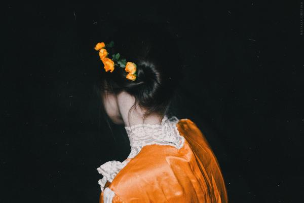 Faceless. Autumn. by NataliaDrepina