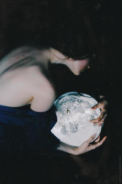 Lunar Melancholy by NataliaDrepina