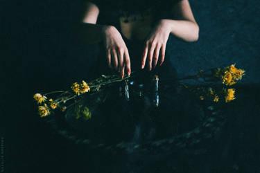 Dark Mirror by NataliaDrepina