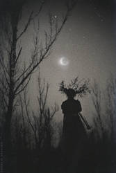 Fade into Darkness by NataliaDrepina