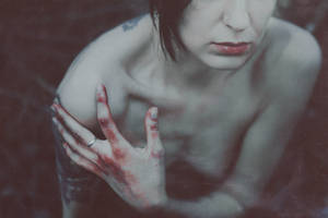 Painful touch by NataliaDrepina