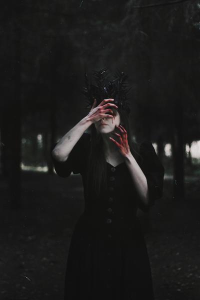 Unseeing by NataliaDrepina