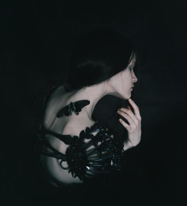 A pensive mood by NataliaDrepina