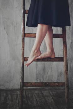 Ladder of morning dreams