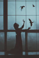Messengers of twilight by NataliaDrepina