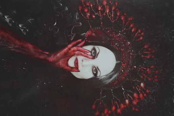 Bloody mistress by NataliaDrepina
