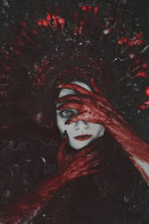 Like frozen embrace of a dead man. by NataliaDrepina