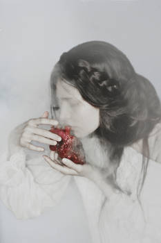 Whispering poetry to wounded hearts