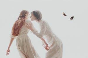 A Sister's Secret by NataliaDrepina