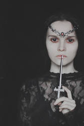 It's time for dark thoughts by NataliaDrepina