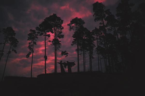 Painful sunset