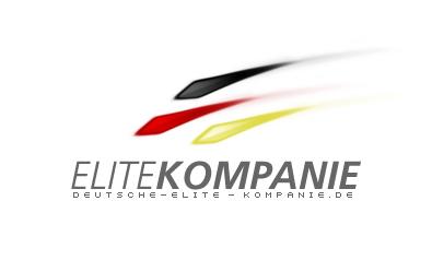 Deutsche Elite Kompanie Logo by tondowebmedia
