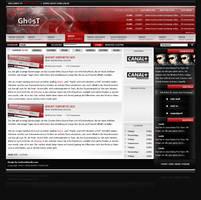 Ghost by tondowebmedia