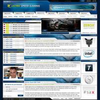 Electric Speed-Gaming by tondowebmedia