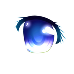 Eye detail [And blink] by Toothiana