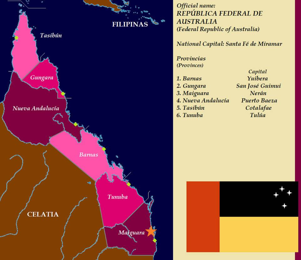Australia Map Provinces.Australia Provinces English By Aztlanhistorian On Deviantart