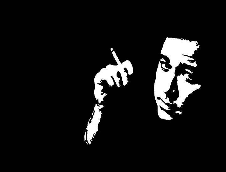 Bill Hicks by DowrickDesign