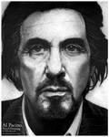 Al Pacino by pablorenauld