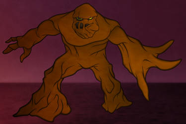 C for Clayface by blacksmith7