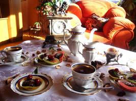British Tea by zzSnowWhiteQueenzz