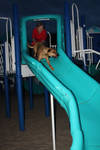 Down the slide by Kat11