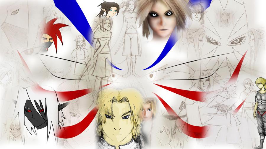 Gallerie d' YtRaM - Page 2 The_Saga_of_Farwel_evolution_by_YtRaM