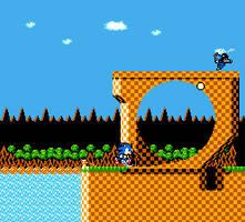 NES Sonic mock up by MotorRoach