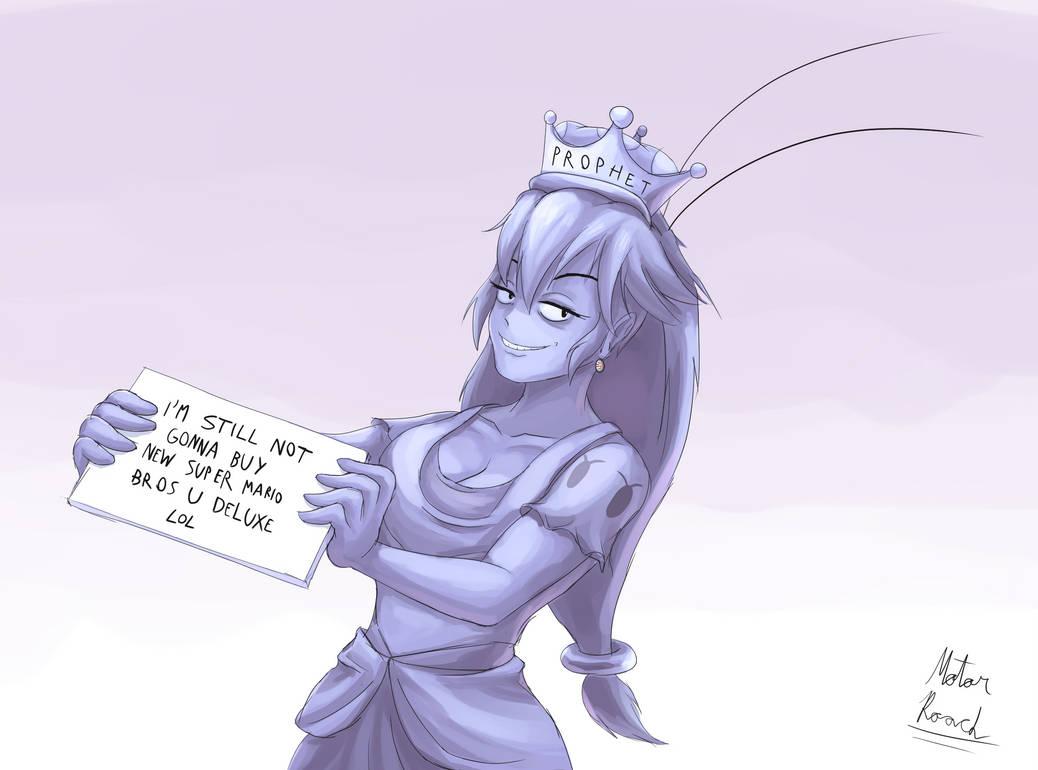 My crown is better by MotorRoach