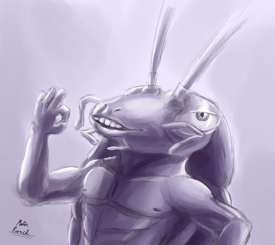 Motor Roach: The Live Action Movie! by MotorRoach
