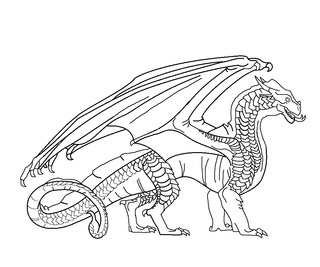 Wings of fire dragon coloring pages ~ Wings of Fire Jade Mountain Academy | School of Dragons ...